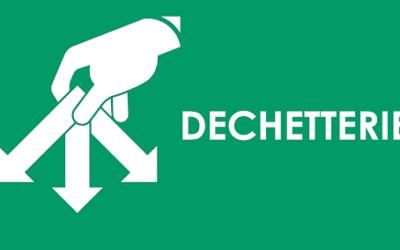 Passage aux horaires d'été pour les déchetterie de Michelbach-le-Haut et Leymen
